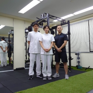 大宮のパーソナルトレーニング